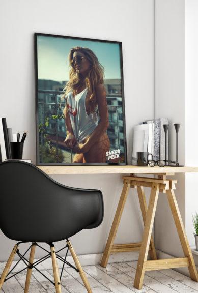 SNEAKPEEK plakát Lady Jo Nell Summer Time