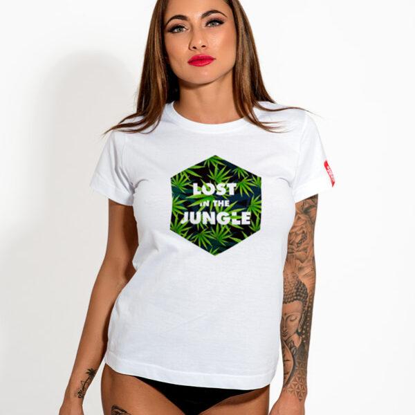 SNEAKPEEK dámské tričko Lost in the Jungle